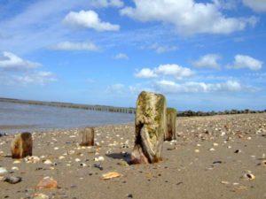 Beach at Othona