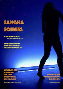Sangha soirees image