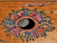 Harpsichord - detail