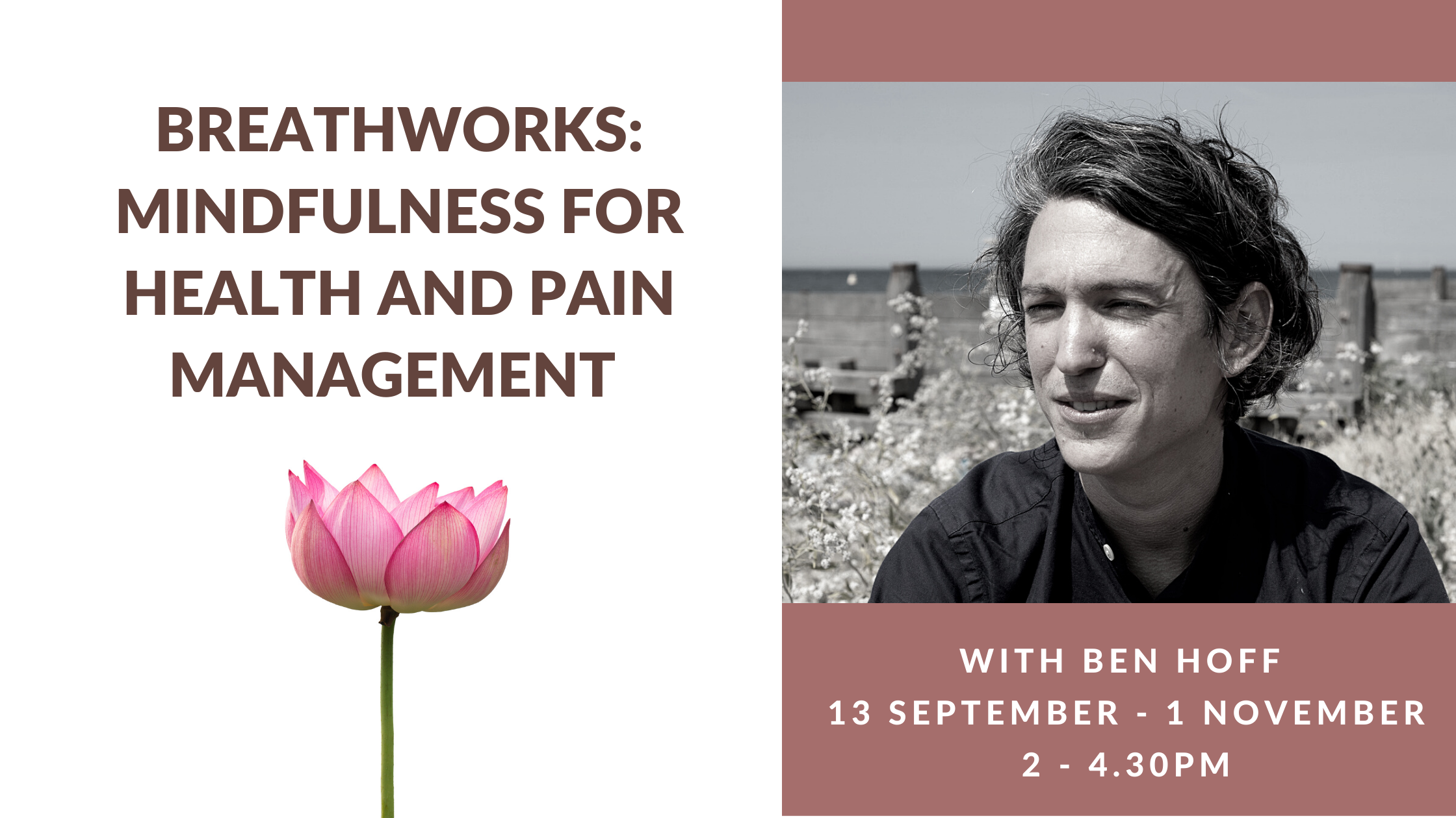 Mindfulness for Health and Pain Management